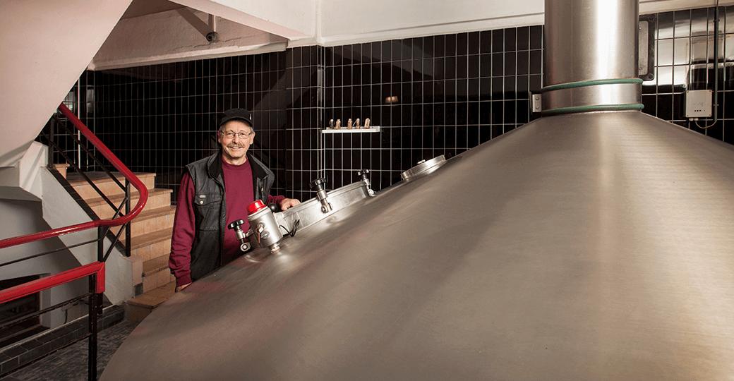 ALFA Bier - Brouwproces