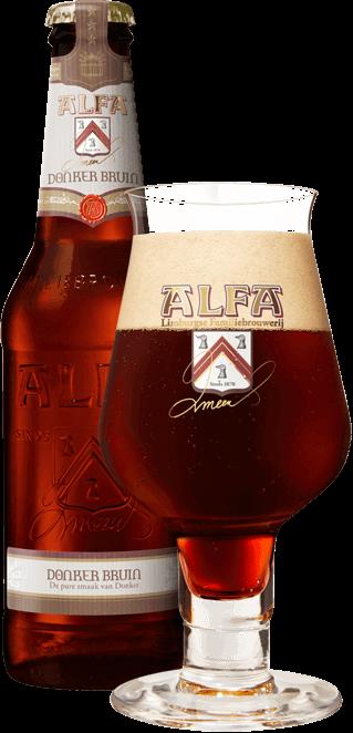 ALFA Bier - Donker Bruin