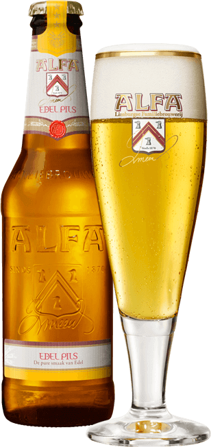 ALFA Bier - edelpils