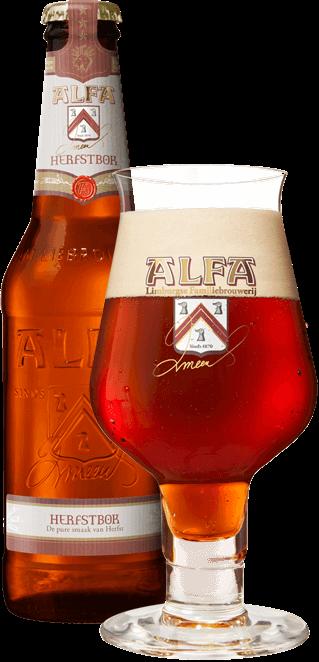 ALFA Bier - Herfstbok