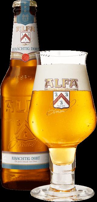 ALFA Bier - Krachtig Dort