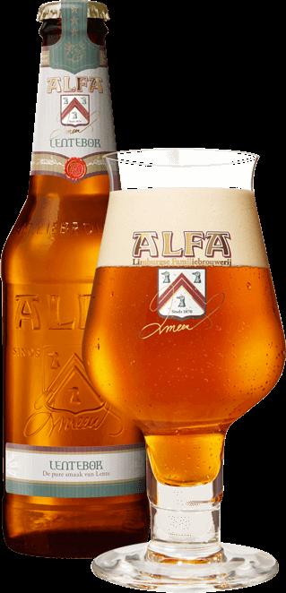 ALFA Bier - Lentebok