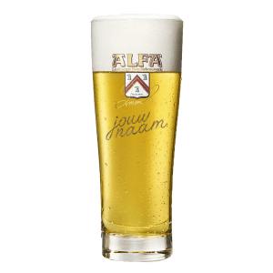 ALFA Bier jouw naam